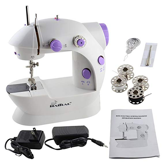 Haitral Sewing Machine Mini 2 Speed
