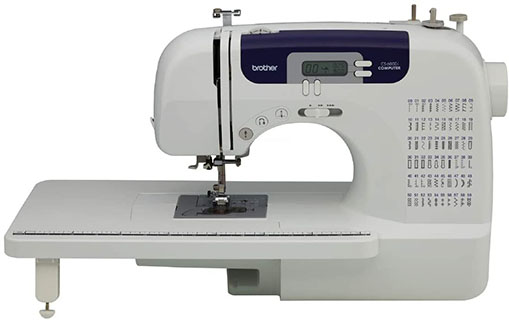 Brother's Sewing and Quilting Machine with Built-In Stitches