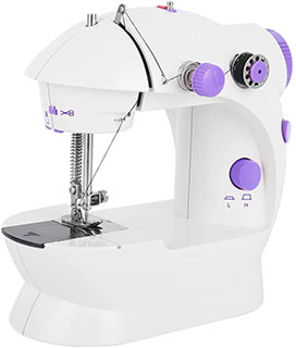 Terby Mini Portable Sewing and Quilting Machine