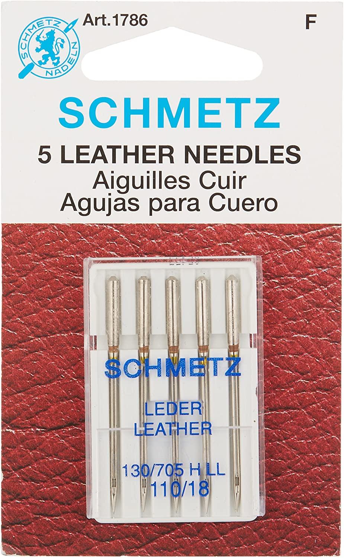 Leather Machine Needle