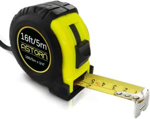 Best measuring tapes with fractions